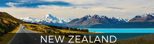 Car Hire in New Zealand