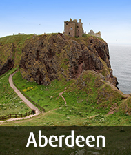 Car Hire in Aberdeen