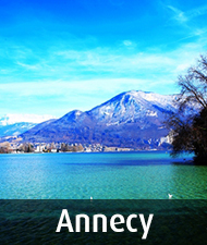 Car Hire in Annecy