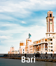 Car Hire in Bari