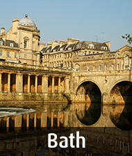 Car Hire in Bath