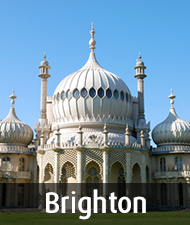 Car Hire in Brighton