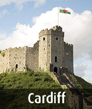 Car Hire in Cardiff