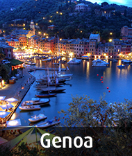 Car Hire in Genoa