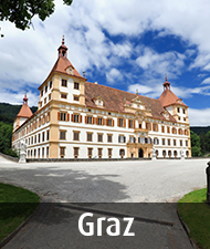 Car Hire in Graz