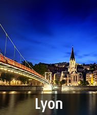 Car Hire in Lyon