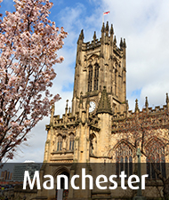 Car Hire in Manchester
