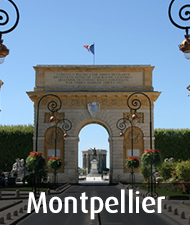 Car Hire in Montpellier