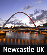 Car Hire in Newcastle UK