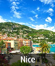 Car Hire in Nice