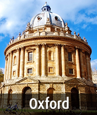 Car Hire in Oxford