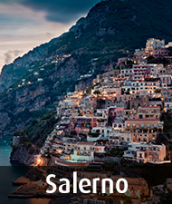 Car Hire in Salerno