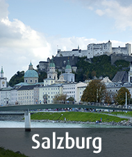 Car Hire in Salzburg