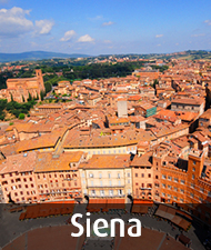 Car Hire in Siena