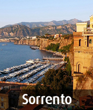 Car Hire in Sorrento