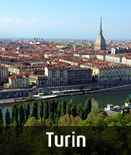Car Hire in Turin