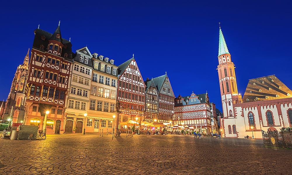 Car Hire Frankfurt Driveaway