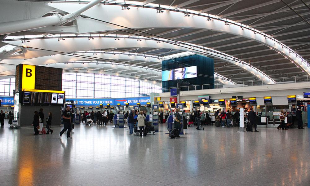 Car Hire London Heathrow Airport Driveaway