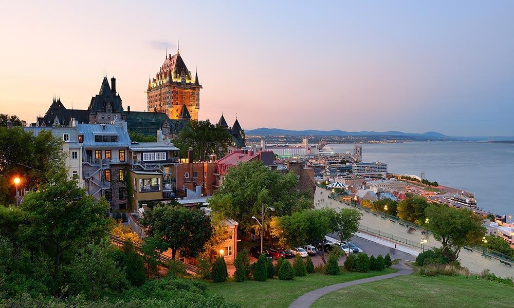 Car Hire Quebec City Driveaway