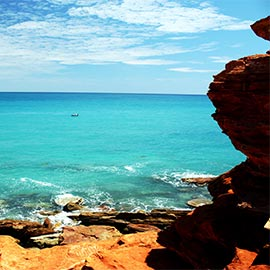 Ganheaume Point, Broome