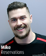 Mike, Reservations