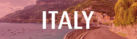 Car Rental Deals Italy