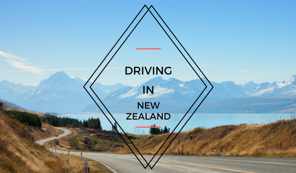 Driving in New Zealand Tips