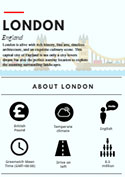 Driving London Infographic