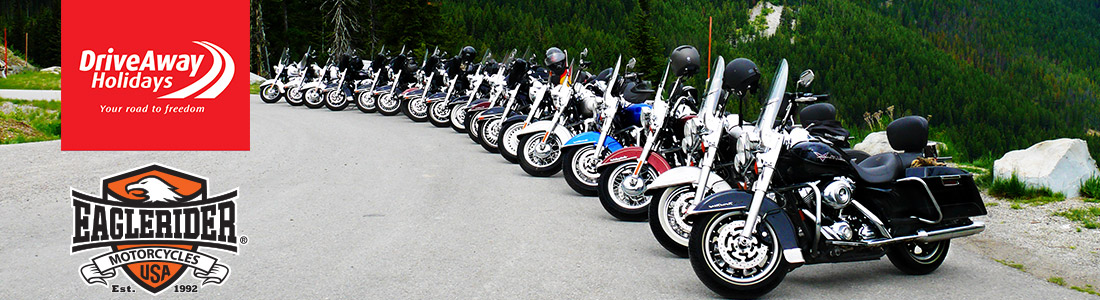 EagleRider® Motorcycle Rentals in the USA