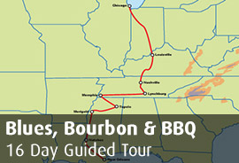 Triple B: Blues, Bourbon & BBQ