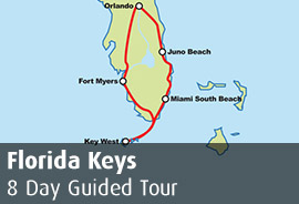 Florida Keys 8 Day Tour