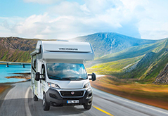 Ireland Motorhome Rental