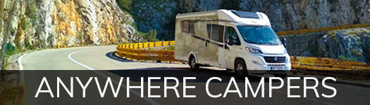 Anywhere Campers Motorhome Hire
