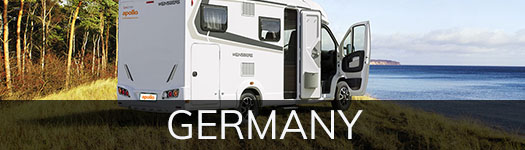 Germany Motorhome Hire