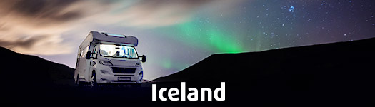 Iceland Motorhome Hire