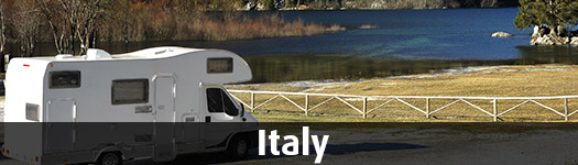 Italy Motorhome Hire