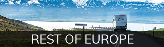 Europe Motorhome Hire