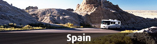 Spain Motorhome Hire