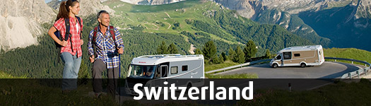 Switzerland Motorhome Hire