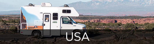 USA Motorhome Hire