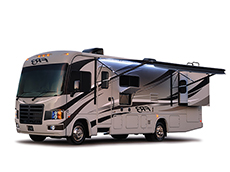 Fraserway A-Luxury Motorhome