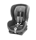 Child Seat with Peugeot - Romer Duo