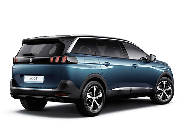 vehicle specifications peugeot 5008 leasing driveaway. Black Bedroom Furniture Sets. Home Design Ideas