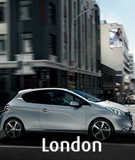 Peugeot Leasing In London Uk Driveaway