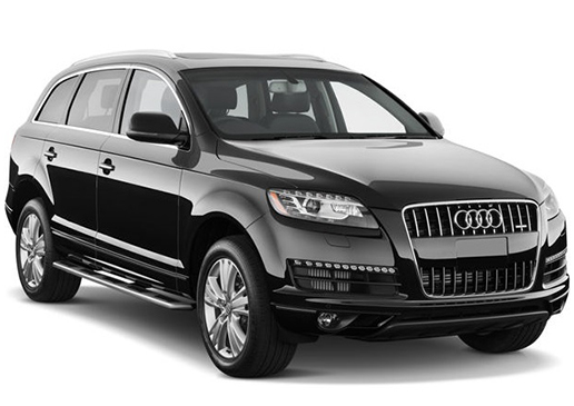 Luxury Car Hire Audi Q7