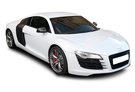 Luxury Car Hire Audi R8