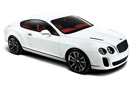 Luxury Car Hire Bentley Continental