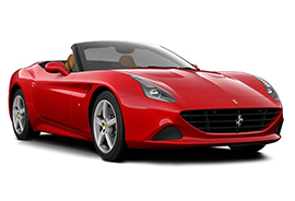 Luxury Car Hire Ferrari California
