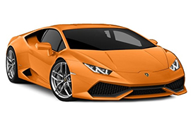 Luxury Car Hire Lamborghini Huracan