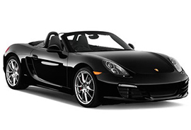 Luxury Car Hire Porsche Boxster